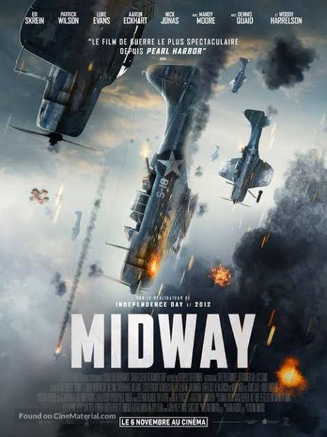Midway 2019 Szukaj W Google Midway Movie Movie Shots Film Poster Design