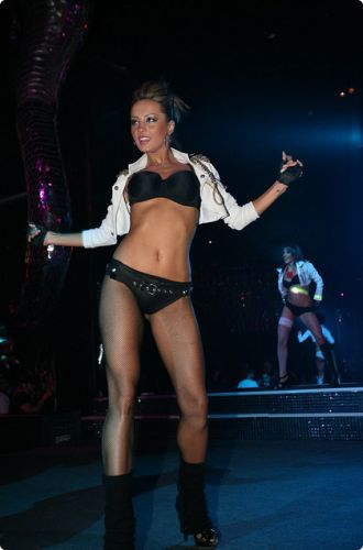 Nightclub Hot Russian Girls In