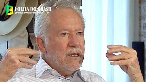 Alexandre Garcia fala sobre o otimismo com o Governo Bolsonaro, Patrioti...Jornalista é outra coisa! ele se destaca! ele é conhecido pelo seu caráter nitidamente perceptivo! ele prima pela verdade, ele é a favor da verdade, anda ao lado da verdade, vive da verdade.#esseéjornalista.