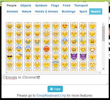 Add An Emoji Keyboard To Chrome On Windows Emoji Keyboard Emoji Chrome