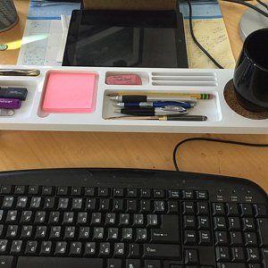 Ash Wood Desk Organizer Desk Accessories Personalized Office