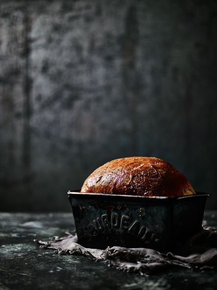 Bread Dark Mood Foodphotography Foodstyling Rustic Food