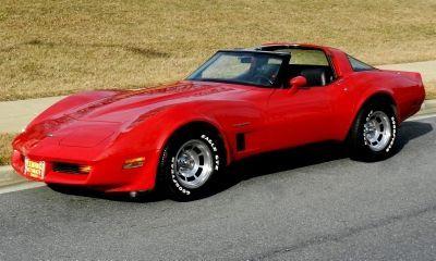 Ultimate Garage 1982 Chevrolet Corvette Stingray Flemings