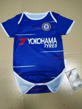 new style 589b7 2daf3 2018-19 Cheap Infant Jersey Chelsea Home Replica Blue Shirt ...
