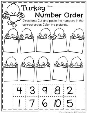 Preschool Thanksgiving Activities | Thanksgiving preschool ...