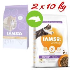 Details About Iams Proactive 2 X 10 Kg Health Kitten Junior Chicken Dry Cat Food Young Dry Cat Food Cat Food Kittens