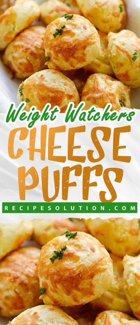 Quick Easy Cheese Puffs - Recipe SOLUTION -WW RECIPES -   The road to healthy eating is easy with these Healthicious recipes, makes it easy and enjoyable to eat well and feel great than ever before to stay on track with your HEALTHY ( including breakfasts, lunches, dinners and snacks, nutrition advice you can trust, shopping tips) goals.  #cheese #puffs #RecipeSOLUTION #HealthyMeals #Recipes #mealplanning #US #Canada #UnitedStates #UK #Australia #marshalislands #Brazil #switzerland #NewZealand #
