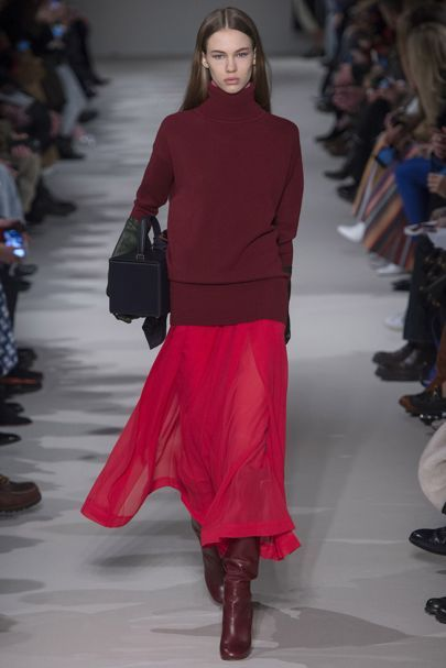 Victoria Beckham Autumn/Winter 2017 Ready to Wear Collection | British Vogue
