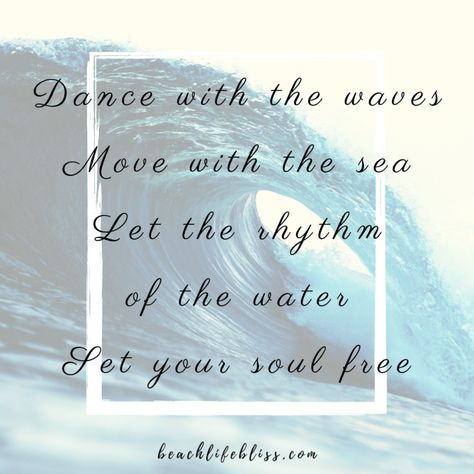 Beach Life Inspired Quotes For Your Soul - Beach Life Bliss