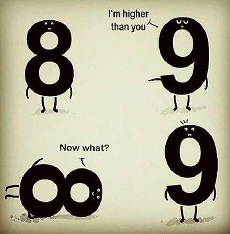 I'm higher than you...    matematicascercanas