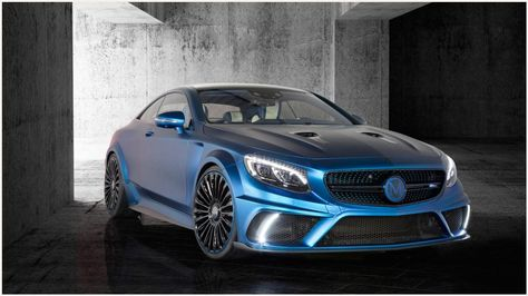 S63 Amg Coupe Hd Wallpaper Mercedes S63 Amg Coupe Hd