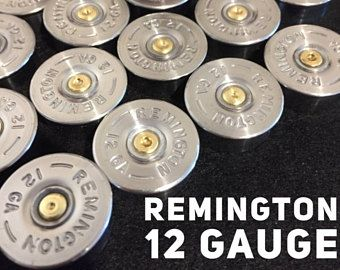 Remington Steel Head Stamps 12 Gauge Shotgun Shell Steel Bottoms Matching Empty Ammo Spent Cartridge Shotshells 20 Pcs