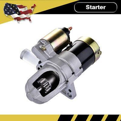 AC Delco Starter New for Chevy Olds Le Sabre De Ville NINETY EIGHT 337-1015
