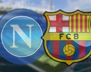 Napoli-Barcellona 1-2 (39′ Busquets, 41′ aut. Umtiti, 79′ Rakitic): Milik fallisce e Rakitic colpisce, Napoli sprecone e sconfitto nel primo round con i blaugrana