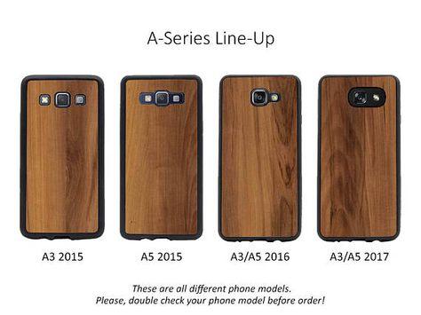 cover samsung a5 legno