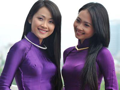 """Ao dai"" vietnam"