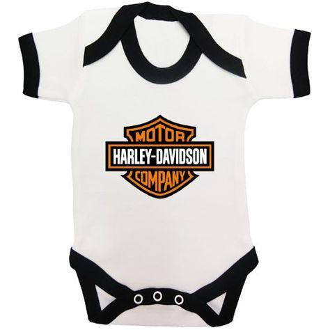 BODY BEBE HARLEY DAVIDSON