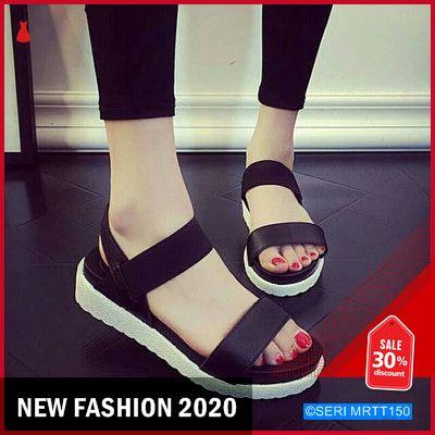 Mrtt150s57 Sandal Flat Karet Docmart Korea Keren In 2020 Sandals
