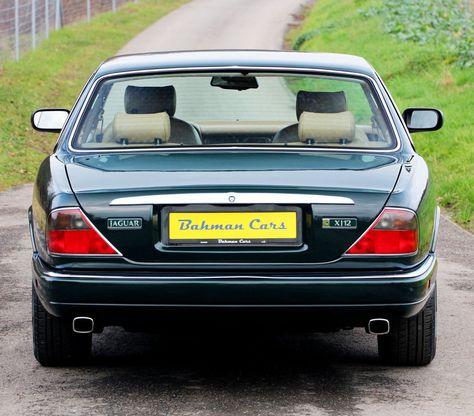 1995 JAGUAR XJ12 6.0 (Limousine)