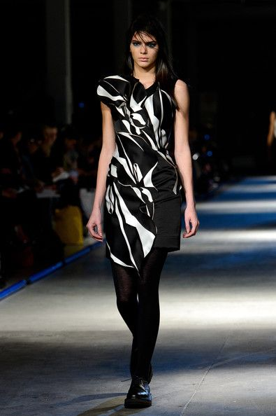 Giles, Fall 2014 - Kendall Jenner's Best Runway Looks - Photos
