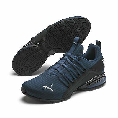 PUMA Men's Axelion Block Training Shoes   eBay in 2021   Puma ...