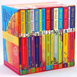 Costco Roald Dahl Book Collection Deal 15 Books For 18 99 Roald Dahl Books Roald Dahl Roald Dahl Collection