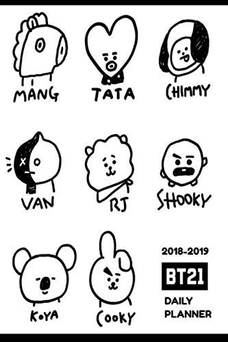Pin On Bt21 Rj