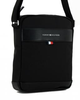 Umhangetasche Tommy Hilfiger Tailored Reporter Schwarz Tommy Hilfiger Taschen Herrentasche Herren Taschen