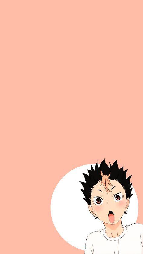 Haikyuu Nishinoya wallpapers ☆ for Anon ♡(≧▽≦)✨✨! Do You Need Childcare When You Work At Home? Haikyuu Nishinoya, Haikyuu Fanart, Haikyuu Anime, Kagehina, Wallpaper Animes, Haikyuu Wallpaper, Cute Anime Wallpaper, Cartoon Wallpaper, Anime Backgrounds Wallpapers