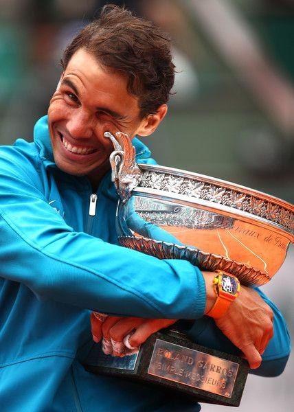 Rafael Nadal Photos Photos 2018 French Open Day Fifteen Rafael Nadal French Open Tennis Stars