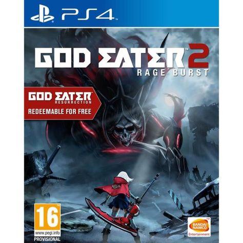 59.99 € ❤ #BonPlan #PS4 - #GodEater2 : Rage Burst - Jeu de rôle sur PS4 ➡ https://ad.zanox.com/ppc/?28290640C84663587&ulp=[[http://www.cdiscount.com/jeux-pc-video-console/ps4/god-eater-2-rage-burst-jeu-ps4/f-1030401-3391891989466.html?refer=zanoxpb&cid=affil&cm_mmc=zanoxpb-_-userid]]