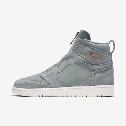 Air Jordan 1 High Zip Kadın Ayakkabısı Nike Shoes Women Air Jordans Women Shoes