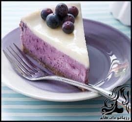 چیز کیک ها از دسته کیک های یخچالی هستند که بدون فر تهیه می شوند این کیک دسرها طرفداران زیادی دارند از بین آنها امروز ما Cheesecake Blueberry Cheesecake Food