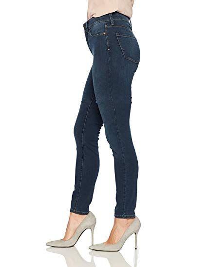 NYDJ Womens Ami Super Skinny Ankle Jeans in Future Fit Denim