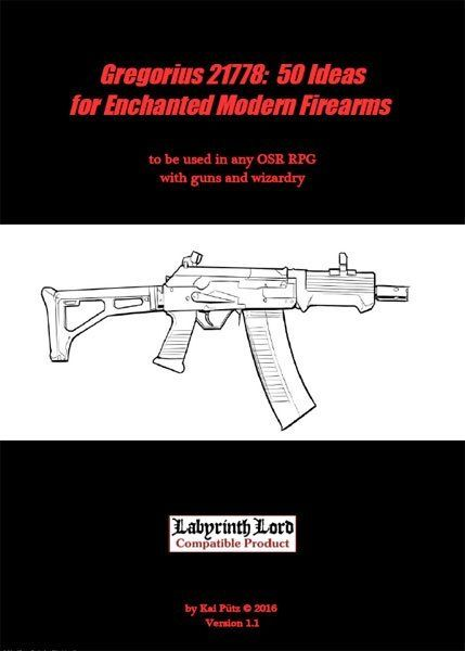 Gregorius21778 50 Ideas For Enchanted Modern Firearms Has Various Weapon Effects For Firearms Rpg Labyrinthlord Roleplaying Game Roleplay Games To Play