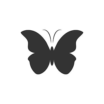 Butterfly Silhouette Logo Icon Template Logo Icons Template Icons Butterfly Icons Png And Vector With Transparent Background For Free Download In 2021 Butterfly Logo Logo Icons Silhouette Template