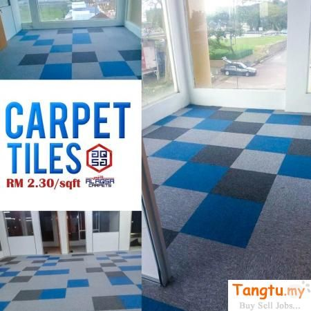 Carpet Tiles Malaysia Offer Free Postage To Peninsular Malaysia