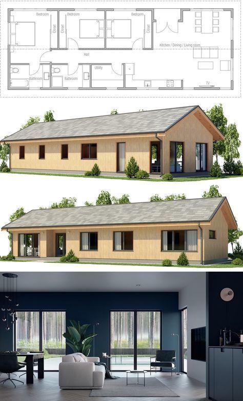 Tiny Home Plans Small House Plans Floorplans Smallhouseplans Architecture Adhouseplans Dw New House Plans Hotel Room Design Plan Narrow Lot House Plans