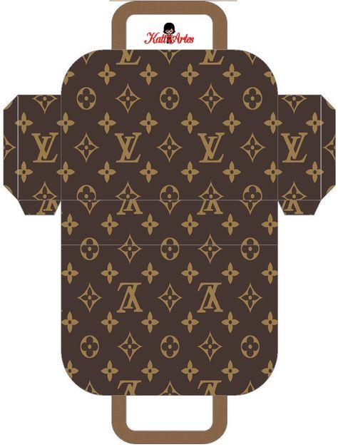 Louis Vuitton: Bolsos para Imprimir Gratis.   Ideas y material gratis para fiestas y celebraciones Oh My Fiesta!