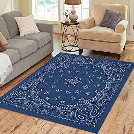 Blue And Brown Bedroom Ideas Inspirational Amazon Semtomn Area Rug 2 X 3 C Living Room Decor Dark Wood Floor Living Room Design Dark Classic Living Room Design