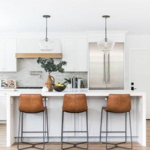 Leather Bar Stools For Kitchen Islands