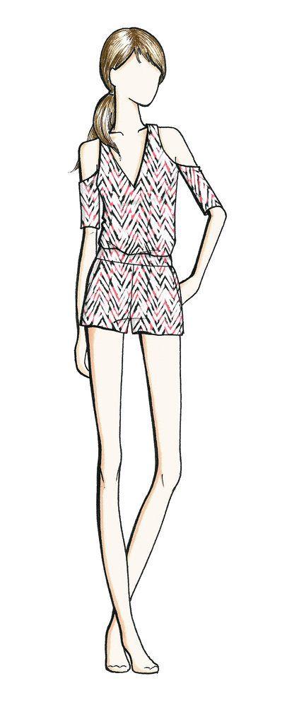 Fashion Design Sketches Dresses Spring 2015 15 Ideas