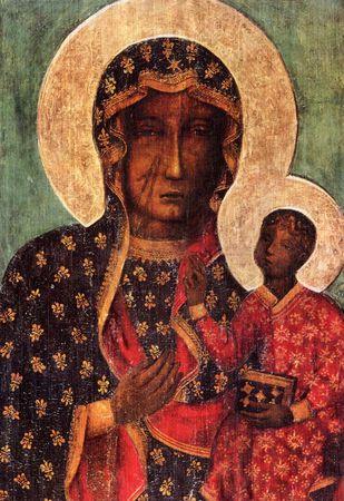 Litanies de Notre Dame de Czestochowa - images saintes