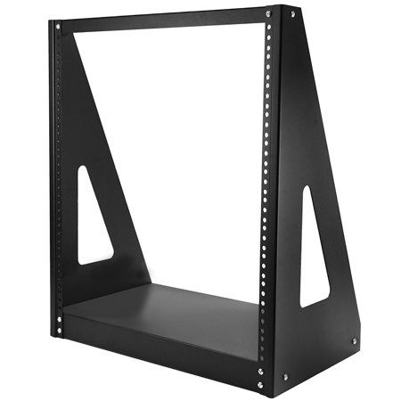 Startech Com Heavy Duty 2 Post Rack 12u 2postrack12 In 2020 Server Rack Open Frame Heavy Duty Racking