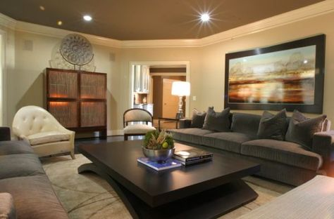 Designer tips for spaces with low ceilings