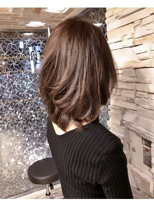 2019年夏 ミディアムの髪型 ヘアアレンジ 人気順 9ページ目