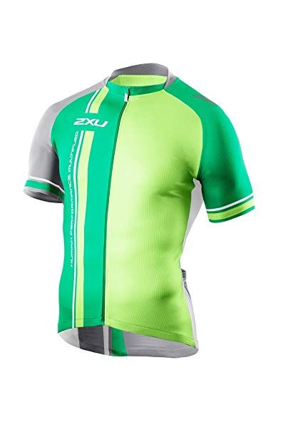 2xu Men S Retro Sublimated Cycle Jersey Review Cycling Jerseys