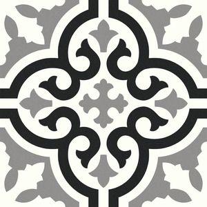 Carrelage Havana De Roca A Partir De 26 En Espagne Livraison Carreaux De Ciment Noir Et Blanc Carrelage Mural Carreaux De Ciment Salle De Bain