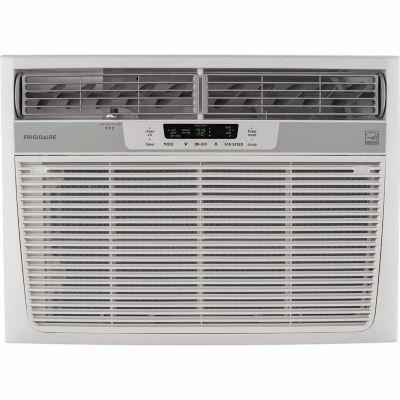 Frigidaire 15 100 Btu Air Conditioner With Temperature Sensing Remote Control Best Window Air Conditioner Window Air Conditioner Room Air Conditioner