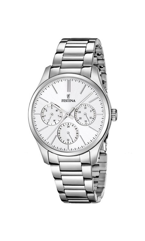 Festina Boyfriend Silver 36 mm Women's Watches F16813/1 – COCOMI Australia